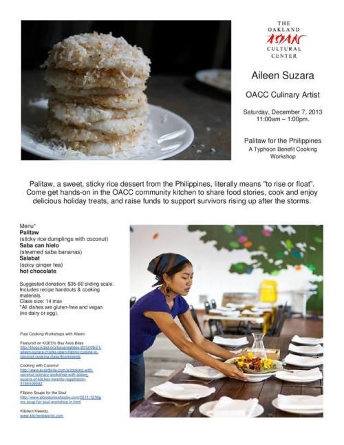Aileen Suzara Event